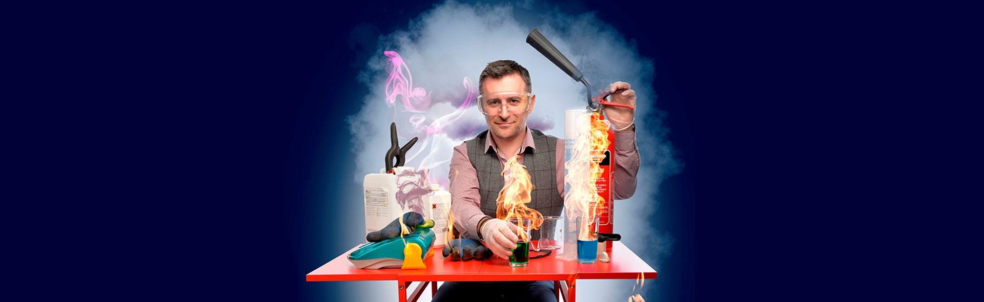 Mark Thompson's Spectacular Science Show