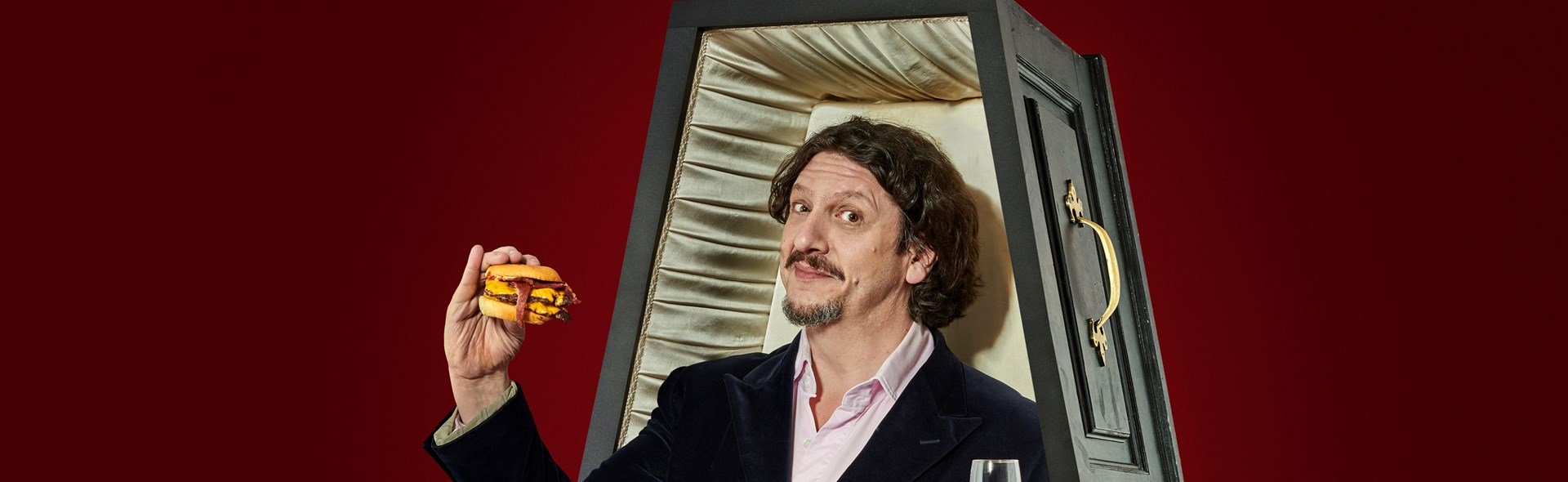 My Last Supper: One Meal a Lifetime in the Making with Jay Rayner