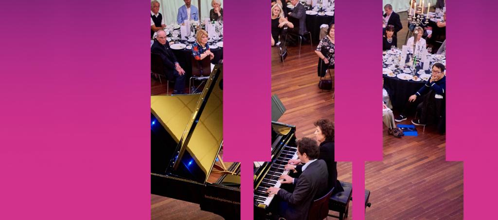 Leeds International Piano Competition   Gala Dinner