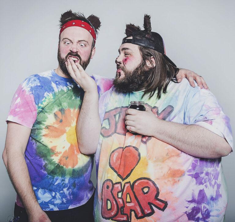 Jeddy Bear & Gary's Picnic